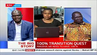 The Big Story | 100% Transition  Quest: Jubilee's free secondary education promise