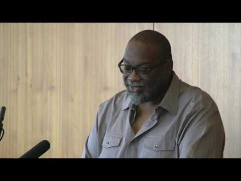 Reading by Fred Moten, 5.3.16