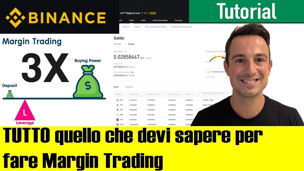 come funziona il trading del margine bitcoin)