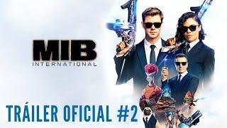 MEN IN BLACK: INTERNATIONAL. Tráiler Oficial #2 HD en español. Ya en cines.