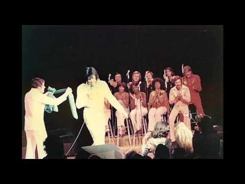 Elvis Presley - Happy Birthday Charlie Hodge [December 12, 1976 - Last Show at The Hilton Las Vegas] music