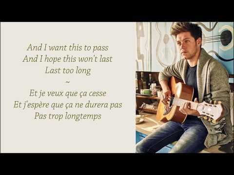 Flicker - Niall Horan / Lyrics & Traduction Française.