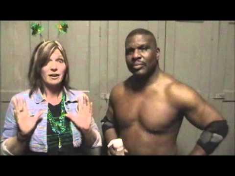 Introducing  pro wrestlers Gary Jackson's All Star Seasoning