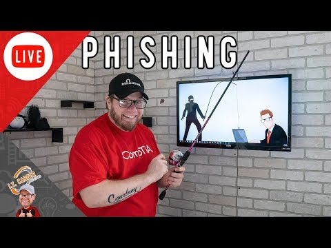 Hands On Phishing With Live Examples