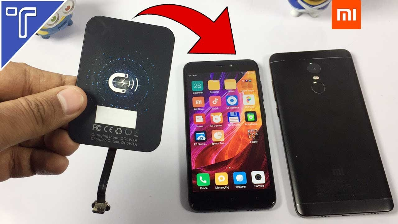 premium selection c3022 4f4bf Turn ant Phone into Wireless Charging Phone! 🔥🔥🔥