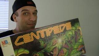 Centipede Board Game Review