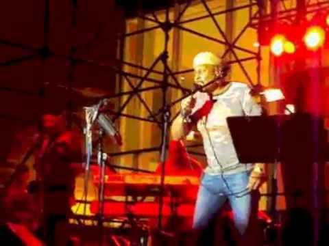 Live Concert Aaron Neville & his Quintet on 9/11/10: