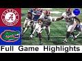 #1 Alabama vs #7 Florida Highlights | 2020 SEC Championship Game | 2020 College Football Highlights