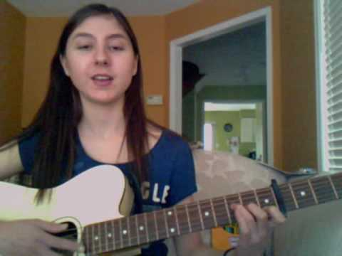 Me, Tessa Teaching An Easy Guitar Tutorial For In My Head By Jason Derulo.wmv