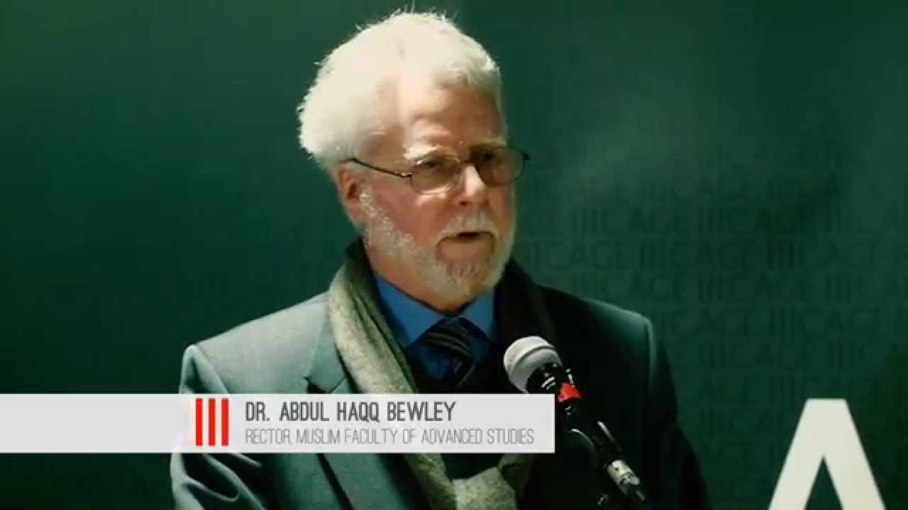 Dr Abdul Haqq Bewley Accountability And British Values