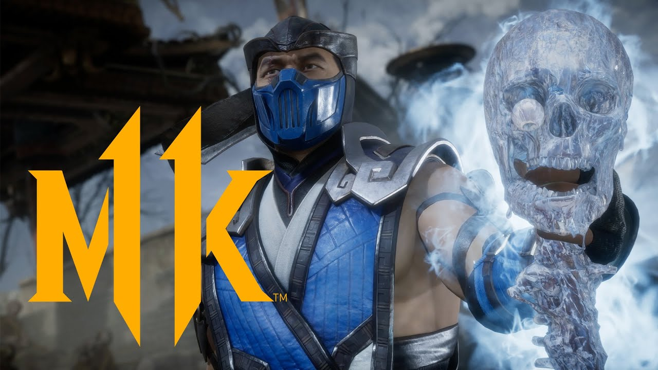 Mortal Kombat 11 leak appears to reveal full character