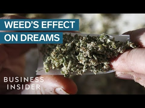 A pharmacologist explains marijuana's effect on your dreams