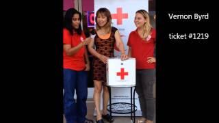 Cayman Islands Red Cross Spring Raffle Draw 2014