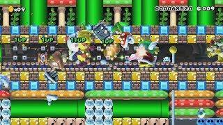 Super Mario Maker -  ♪ Speed Run by スピランりょうたくん