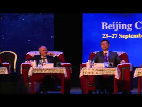 """IAC 2013 Beijing - Plenary 2, """"The Development and Prospects of China's Space Activities"""""""