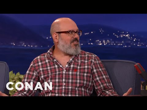 "David Cross' Network TV Debut On ""Late Night"" Was Censored  - CONAN on TBS streaming vf"