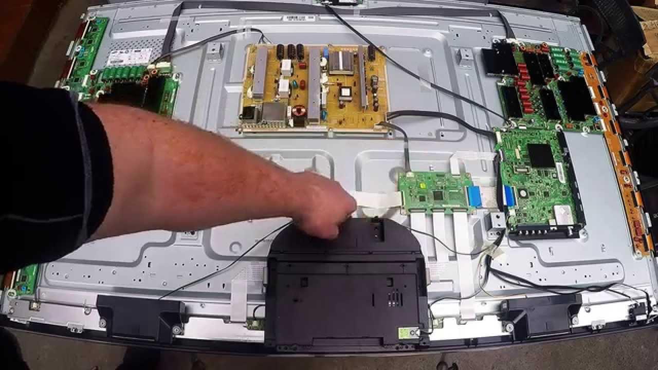 Scrap Plasma Tv - Samsung Ps64e8000gm