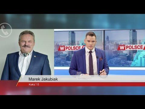 Jakubiak: Jutro składam pozew do sądu w związku z insynuacjami p. Samolińskiej