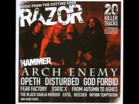 Metal Hammer Cuts - Razor (Full Album)