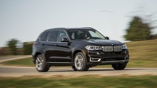 First Driver Test 2016 BMW X5 xDrive40e Top Performance