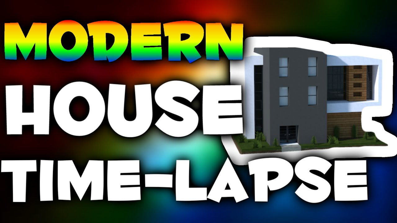 Modern House TimeLapse YouTube