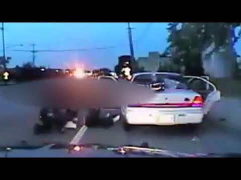 Philando Castile death: Police dashcam video released