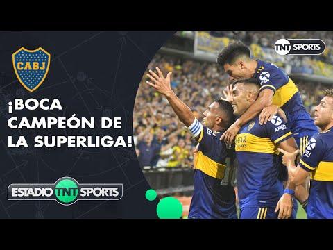 ¡Boca campeón de la Superliga 2019/2020!
