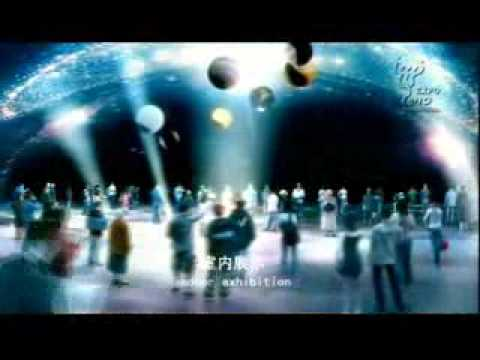 World Expo shanghai 2010 Pavilion.flv