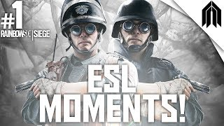 ESL MOMENTS #1 - RAINBOW SIX SIEGE - ESL ANZ CUP HIGHLIGHTS - MINDFREAK
