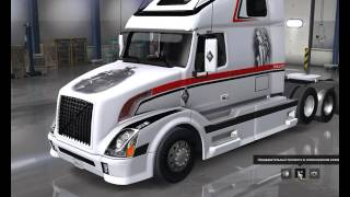 Truck Volvo VNL670 for ATS 1.2 / ???????? Volvo VNL670 ??? ??? 1.2 Dowloand link / ?????? ?? ?????????? http://sharemods.com/dqrq6cyltlqp/Volvo_VNL670_v1.4_ATS_by_Aradeth.7z.html