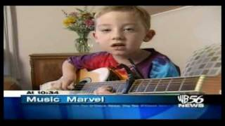 Download Quinn Sullivan featured on WB56 Boston TV news story segment MP3 song and Music Video