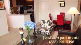 Hollywood Apartment Rental Jessica Apartments Unit Tour