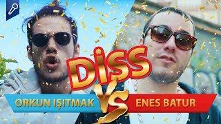 Orkun Işıtmak Diss Şarkıları mı, Enes Batur Diss Şarkıları mı? -- Youtuber Düelloları