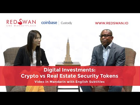RedSwan CRE interviews with Chinese Family Office about Digital CRE
