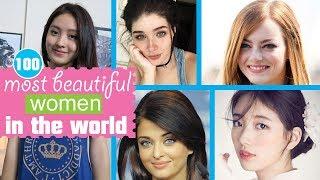 100 perempuan tercantik di dunia