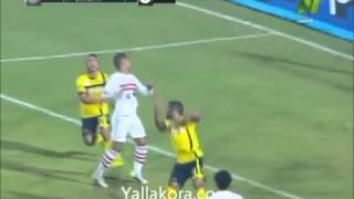 أهداف مباراة الزمالك ونجوم المستقبل في دور ال 32 كأس مصر 2015