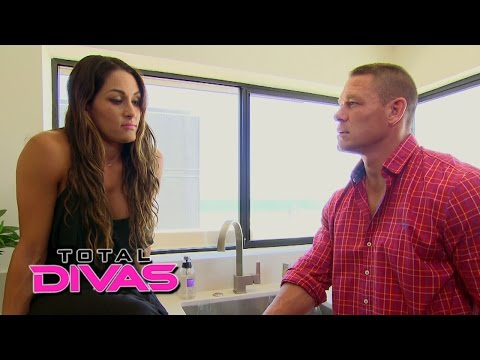 John Cena And Nikki Bella Discuss Their Future: Total Divas Preview Clip, January 4, 2015