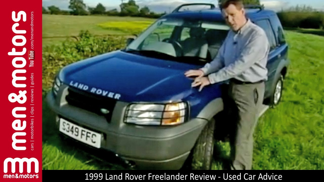1999 land rover freelander review - used car advice - youtube