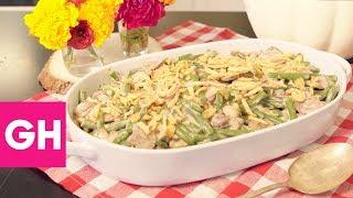 Two Delicious Green Bean Casserole Recipes   GH Test Kitchen Secrets