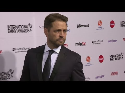 Jason Priestley talks passion for directing