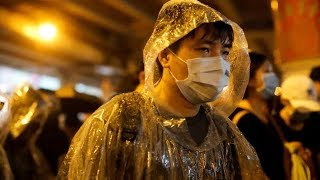 Hong Kong protests remain peaceful in 11th straight weekend