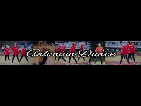 Antonian College Preparatory High School's Silver Dancers