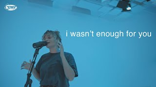 Download lagu Hollyn i wasn t enough for you