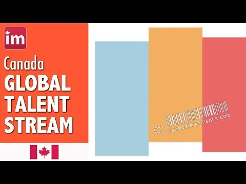 Canada's Global Talent Stream | Temporary Foreign Workers | Immigration to Canada