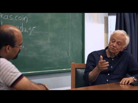 George Vithoulkas interviewed by Dr. Manish Bhatia - Part 2