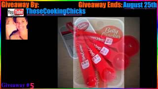 OPEN!! HUGE MAKEUP GIVEAWAY!! AUGUST 2013, URBAN DECAY NAKED PALETTE AND MORE       YouTube Thumbnail