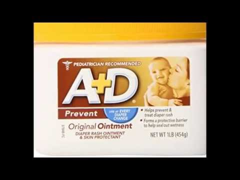 Ad Ointment 16 Ounce Youtube