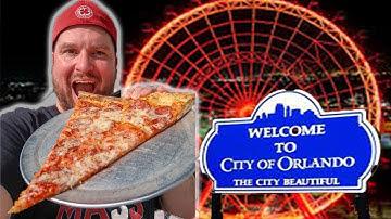 Orlando's Best Pizza
