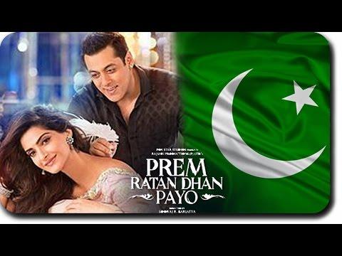 Salman Khan's 'Prem Ratan Dhan Payo' To Release In PAKISTAN