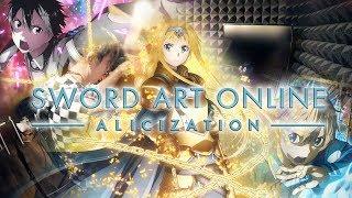 【Sword Art Online Alicization】LiSA - ADAMAS フルを叩いてみた / SAO Season3  Opening full Drum Cover 桿子 Drumstick